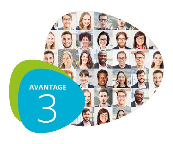Services aux entreprises Linklusion : Un enrichissement de vos équipes et de votre offre de prestataires