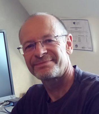 Illustration du profil de FREDERIC BRODAR