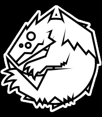 Illustration du profil de l'autre chimère