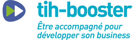 Des Services dédiés aux TIH: Logo TIH-Booster