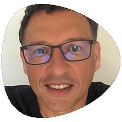 Jean-Marc PARIZE : associé de Linklusion qu'il accompagne pour la stratégie marketing et de communication